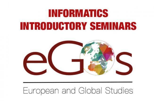 Collegamento a Important Announcement - Informatics - Introductory Seminars