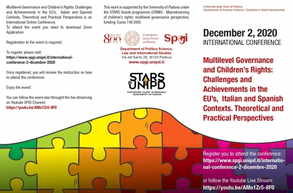 Collegamento a International Conference   2nd December